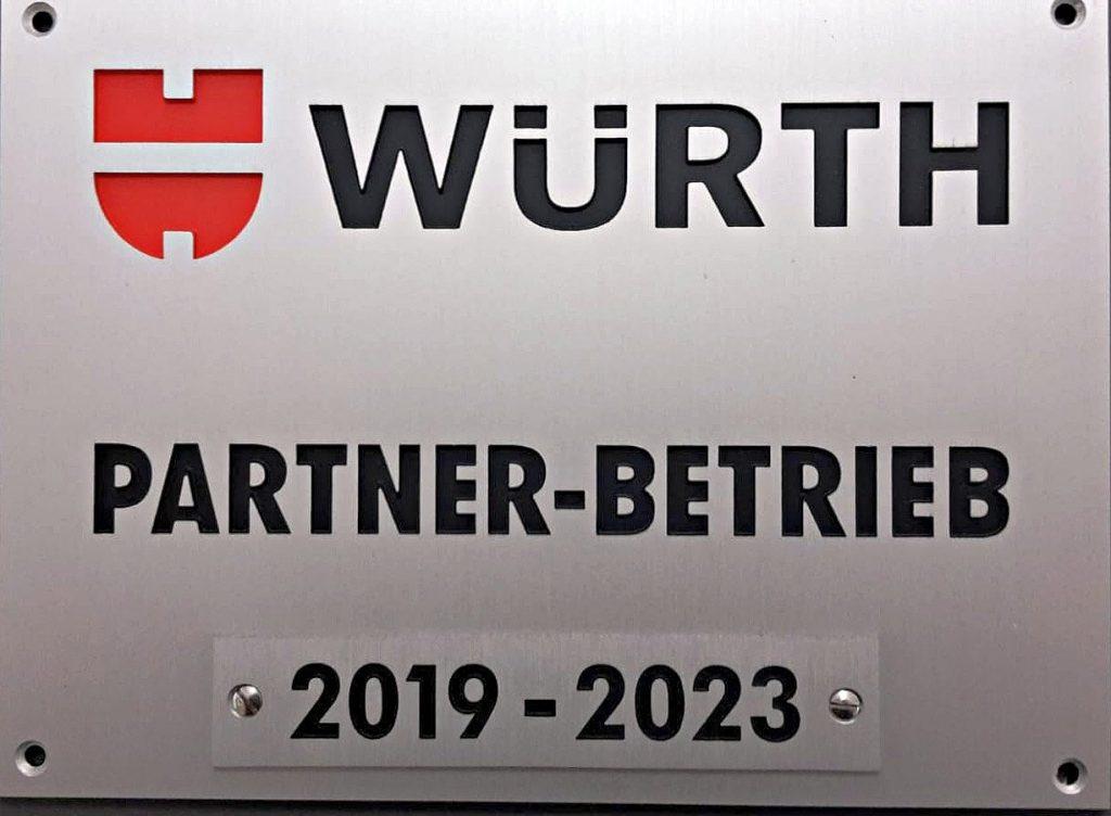 Würth-Partner-Betrieb